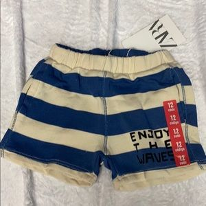 ZARA - Striped shorts
